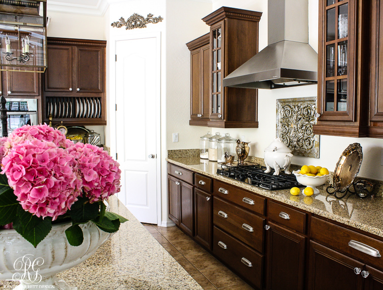 Randi Garrett Design Kitchen View
