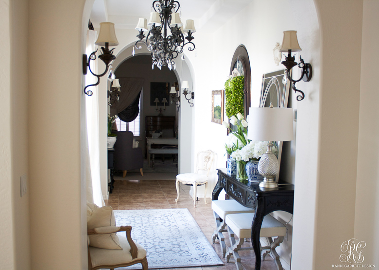 Spring Entryway One Room Tour By Randi Garrett Design