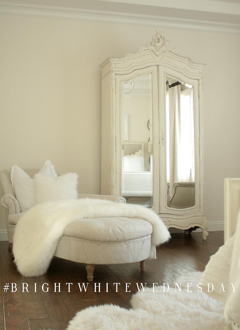BrightWhiteWednesday Hashtag Challenge Featuring Randi Garrett Design Master Bedroom