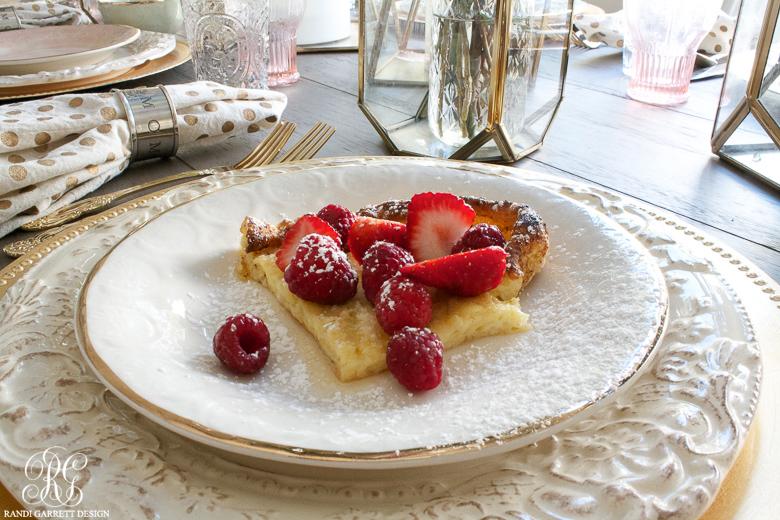 Sunday Family Pancake by Randi Garrett Design Mother's Day Brunch
