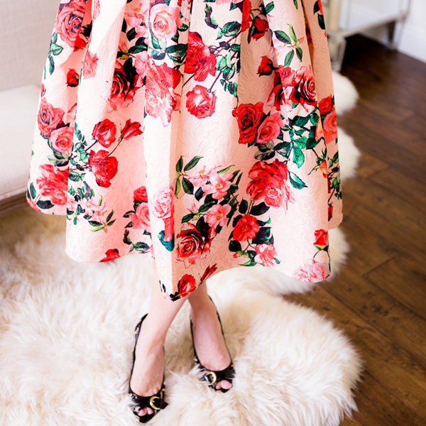 Fashion Friday – Floral Summer Skirts