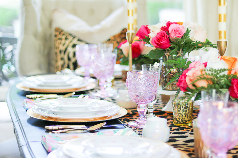 Tips For Setting The Ultimate Dinner Party Table By Randi Garrett Design