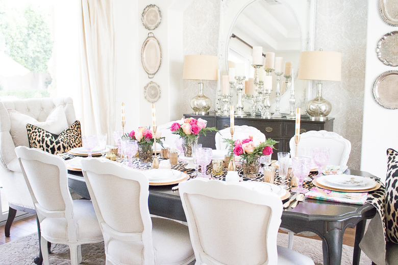 Exceptionnel Tips For Setting The Ultimate Dinner Party Table By Randi Garrett Design
