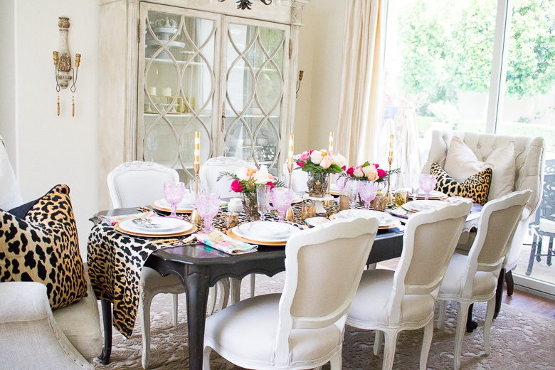 6 Tips For Setting The Ultimate Dinner Party Table