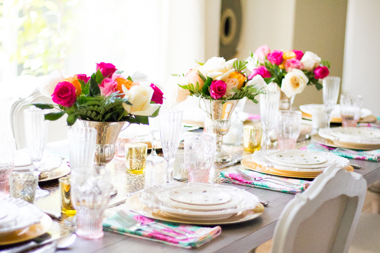 Charmant Tips For Setting The Ultimate Dinner Party Table By Randi Garrett Design