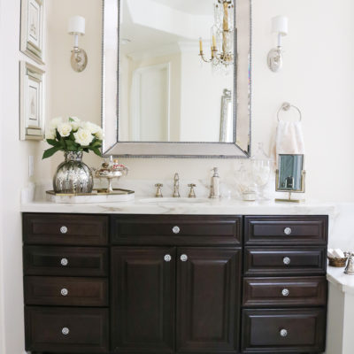 Elegant Master Bathroom Remodel – Before and After Tour