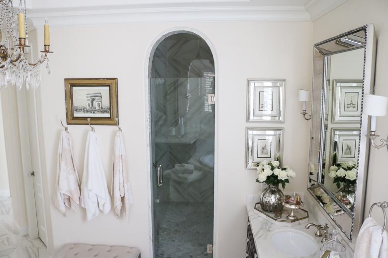 Elegant Master Bathroom Remodel-details