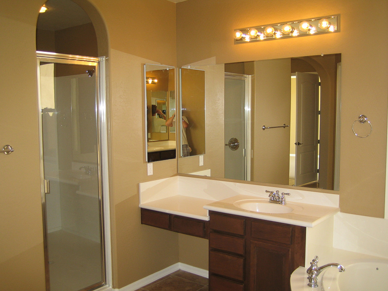 Master Bathroom Remodel Before