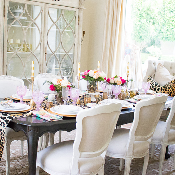 Dinner Table Setup Images: 6 Tips Setting Ultimate Dinner Party Table