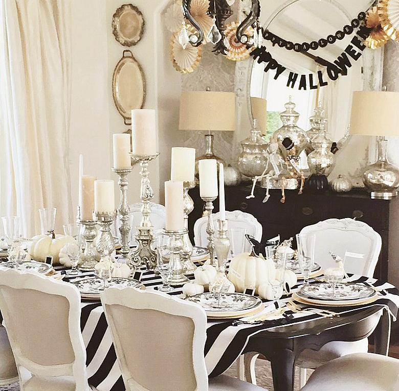 elegant-halloween-table