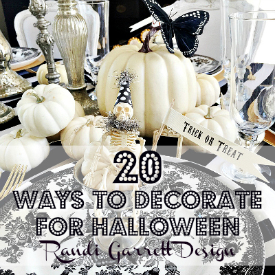20 Ways to Decorate for Halloween – Halloween Home Tour