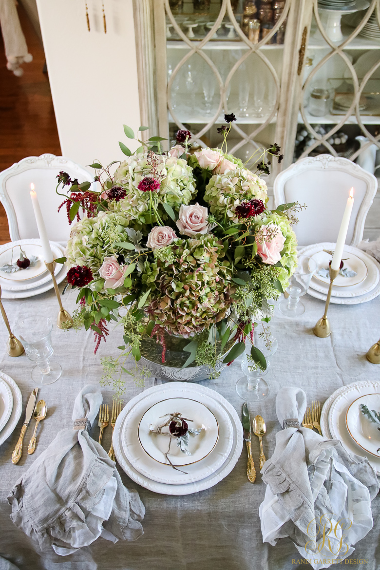 Fall Decor Ideas - 5 Spaces to Dress your Home for Fall - table table