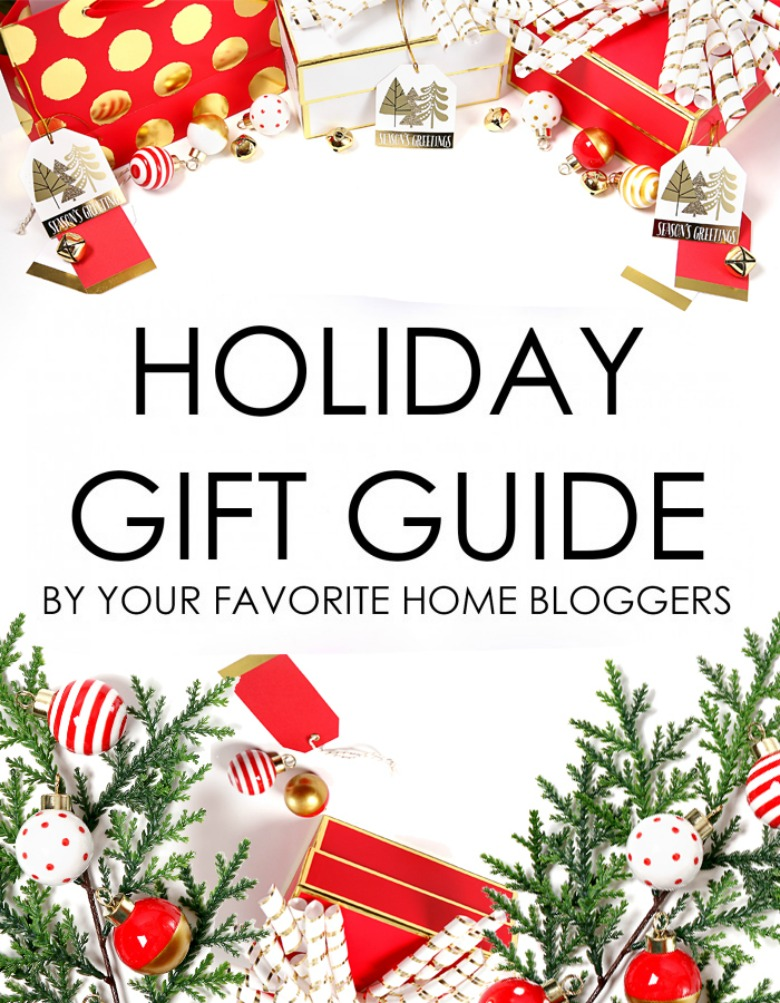Holiday Gift Guide 2016 - Blog Hop