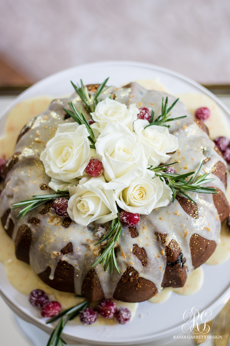 christmas-bundt-cake -recipe -christmas-progressive-dinner