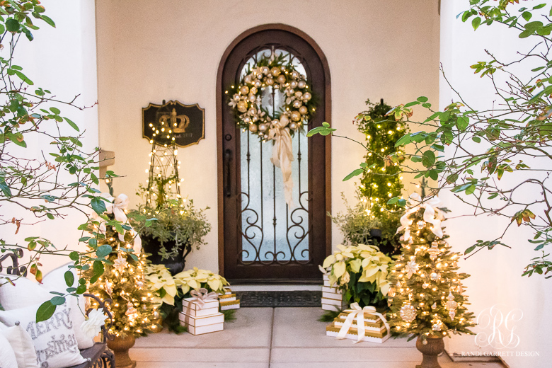christmas-porch-silver-and-gold