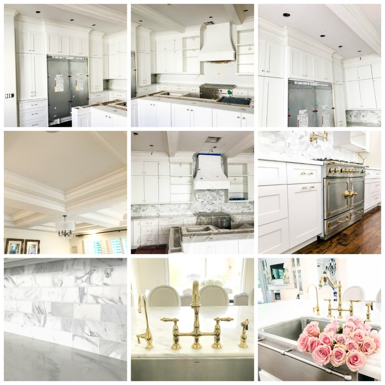 They Are A Beautiful Marble With Gray And Cream Veining And A Glittery White  Background {Montclair White Is The Closest To The One We ...