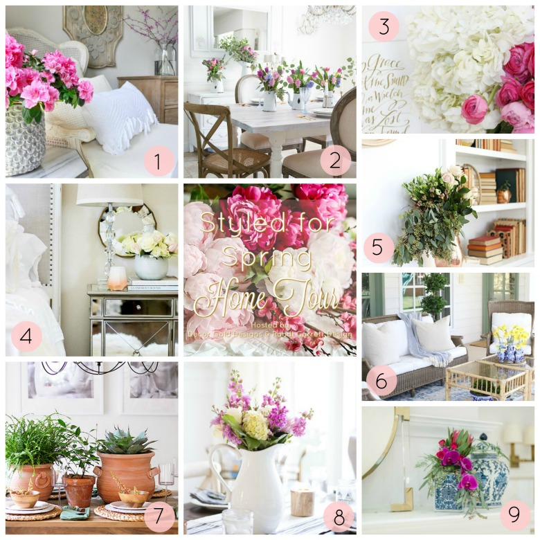 how to brighten your porch for spring styled for spring