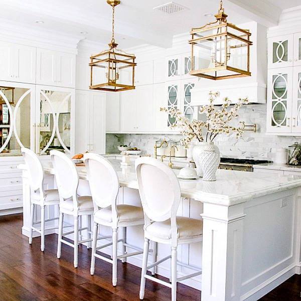 Elegant Pendant Lighting Kitchen