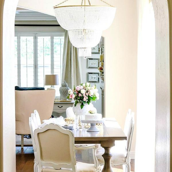 Transitional Kitchen Nook Remodel – Styled for Spring