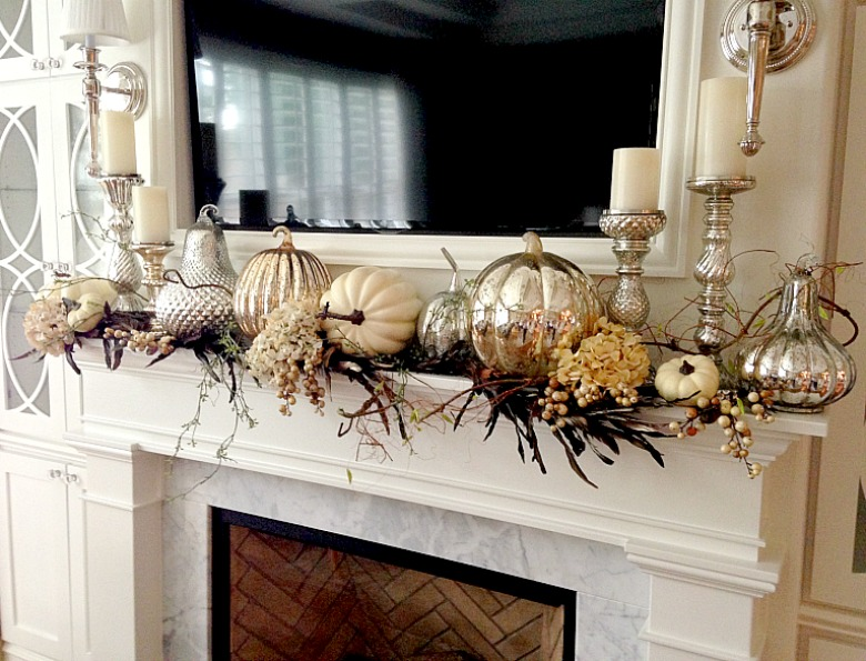 Fall Decor Tips Home Tour Randi Garrett Design