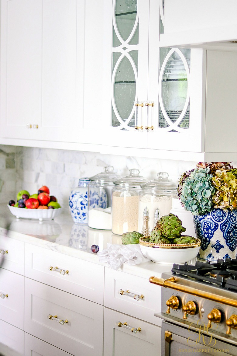 fall kitchen styling tips