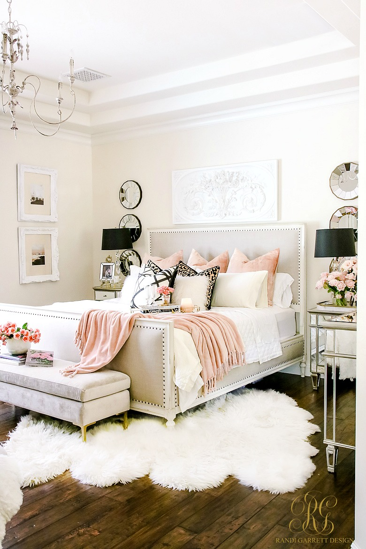 lovely fall decorating ideas bedroom | Fresh Ideas for Fall Home Tour - Elegant Fall Decor ...