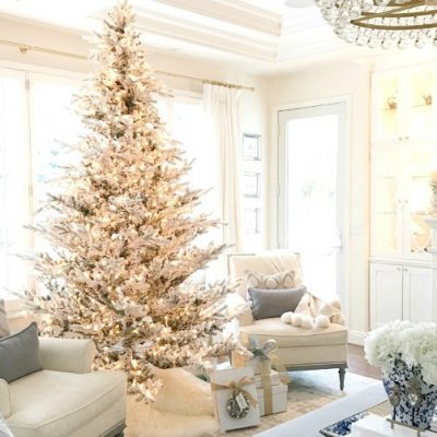 Christmas Decor Tips Tour – 5 Ways to Make your Decor Look Fresh Every Year