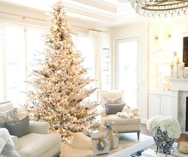 Christmas Decor Tips Tour 5 Ways To Make Your Look Fresh Every Year Randi Garrett Design