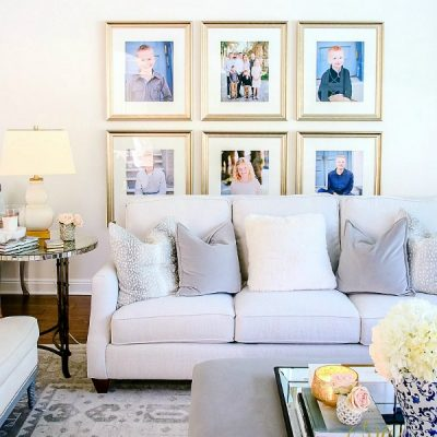 Tips for Design Worthy Family Photos