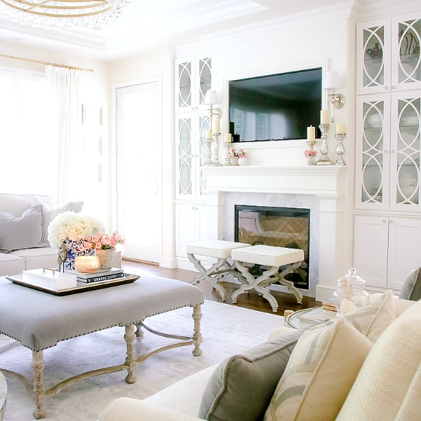 How to Create a Livable + Beautiful Family Room