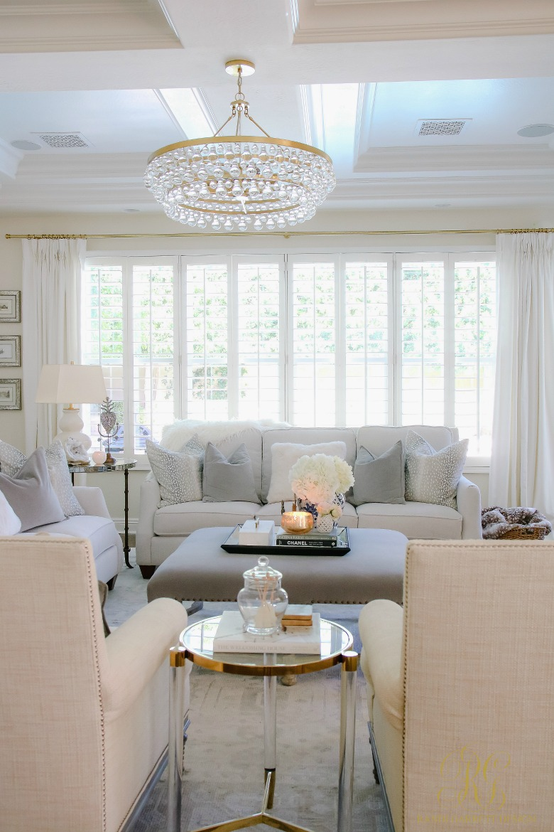 Family Living Room Design: How To Create A Livable + Beautiful Family Room