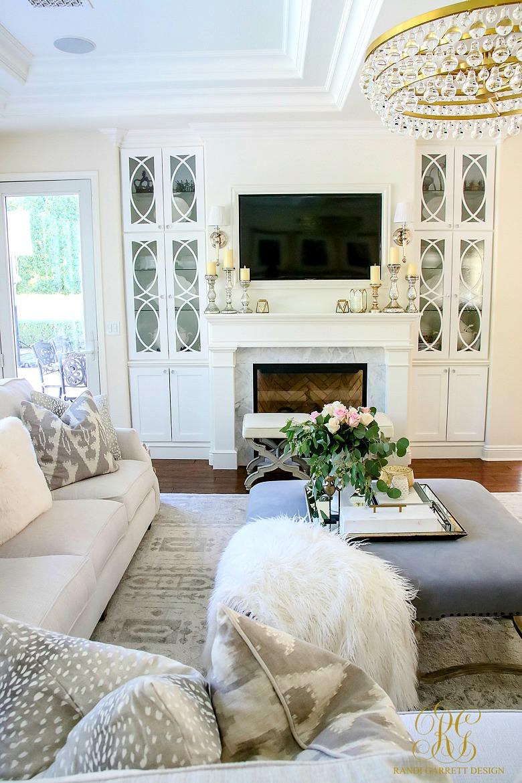 Family Room Randi Garrett Design