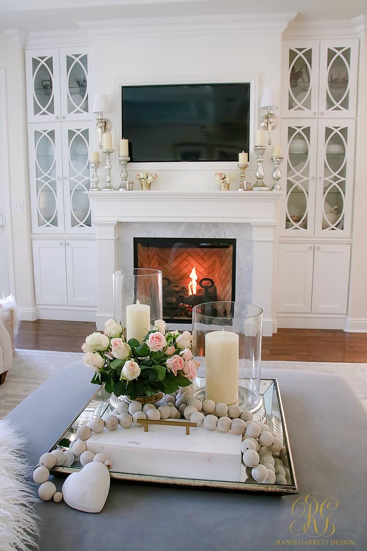 Romantic Valentine S Day Home Tour Styling Tips Randi Garrett Design