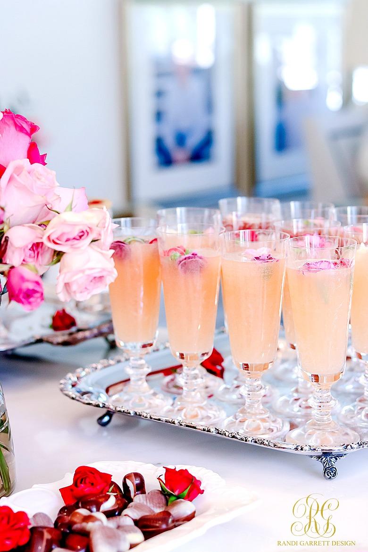 elegant valentine's day party ideas