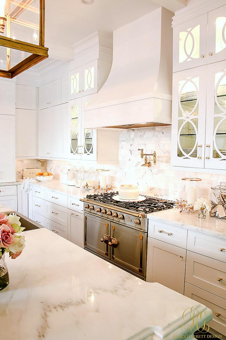Spring Cleaning Dish Cabinet Organizing Tips - Randi Garrett Design