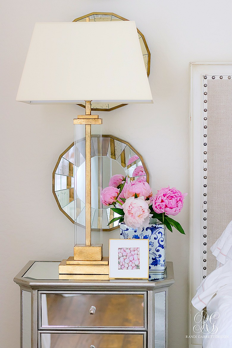 Pink + Blue Summer Bedroom  - 3 simple steps for the perfect summer bedroom