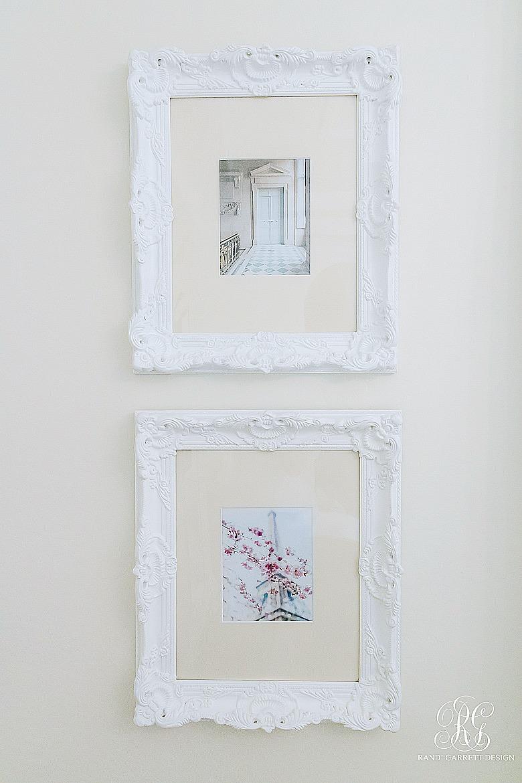 paris art prints - summer bedroom tips