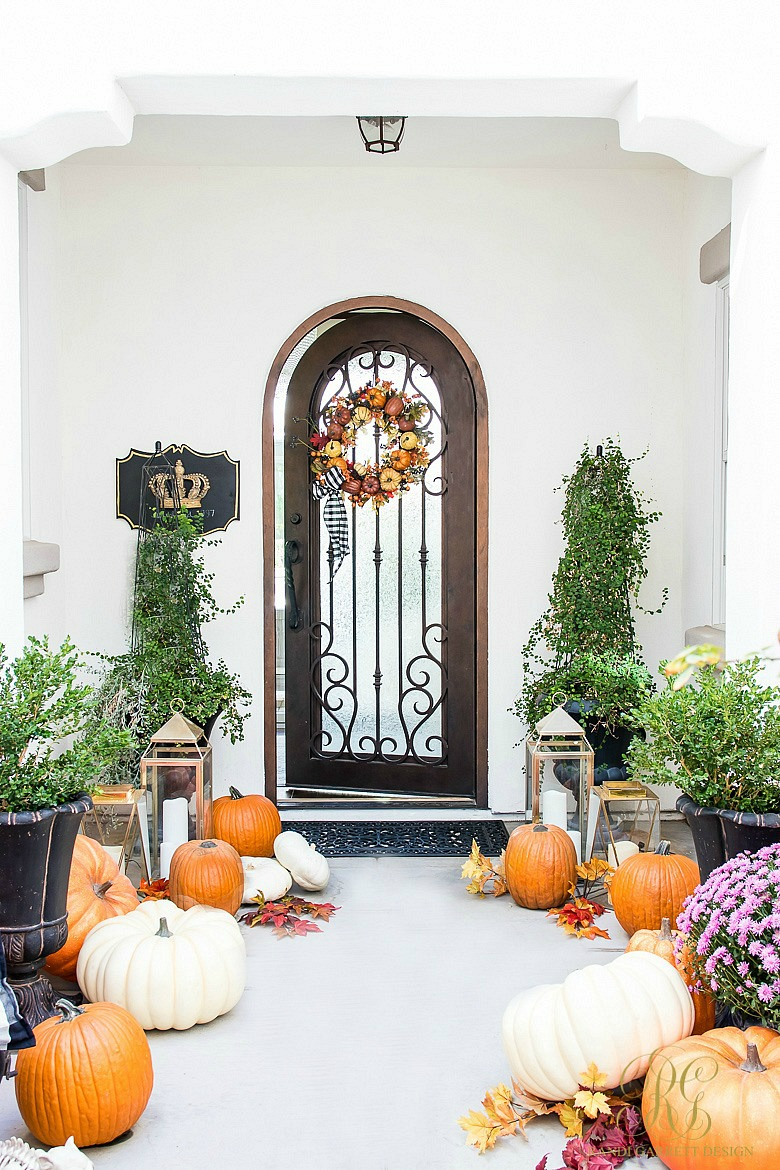 ... Fall Decorating Tips   Fall Front Porch