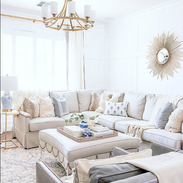 Transitional Family Game Room Reveal