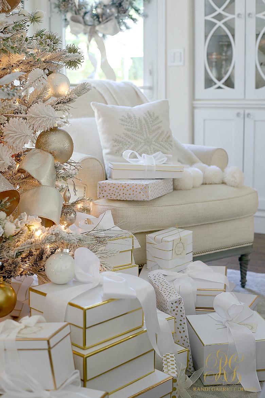 5 Christmas Gift Wrapping Tips You Will Love Randi Garrett Design