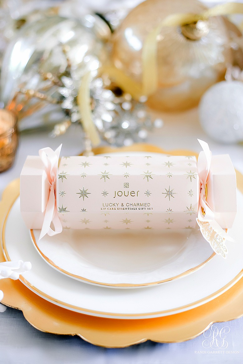 Elegant Christmas table - Jouer poppes