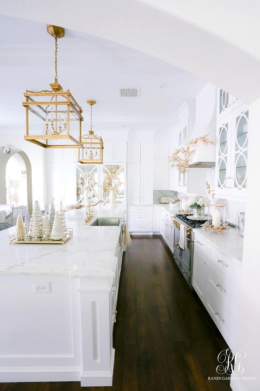 I\'m Dreaming of a White Christmas Home Tour - Randi Garrett Design