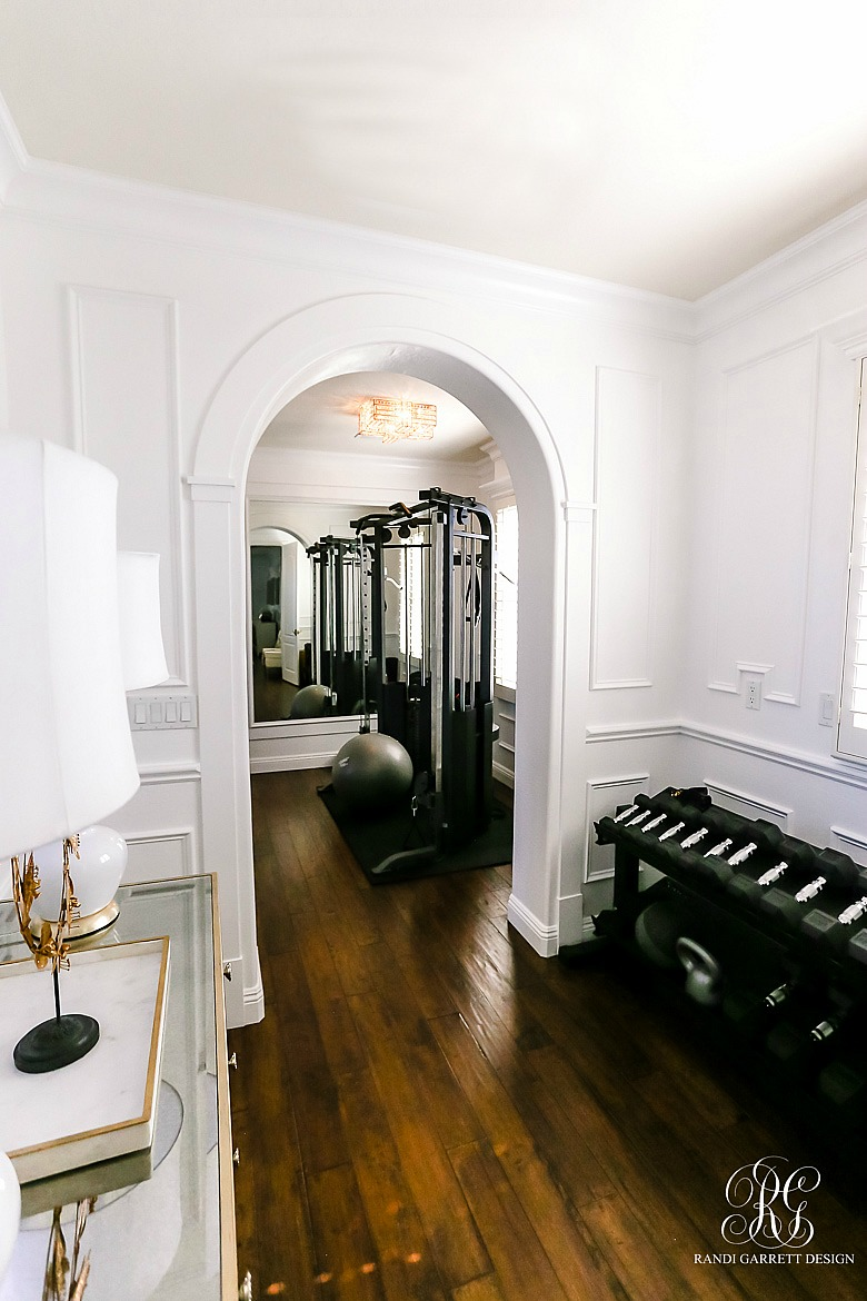 The Ultimate Must Haves List for your Dream House home gym