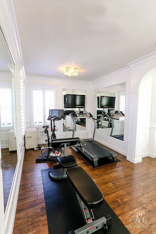 glam home gym