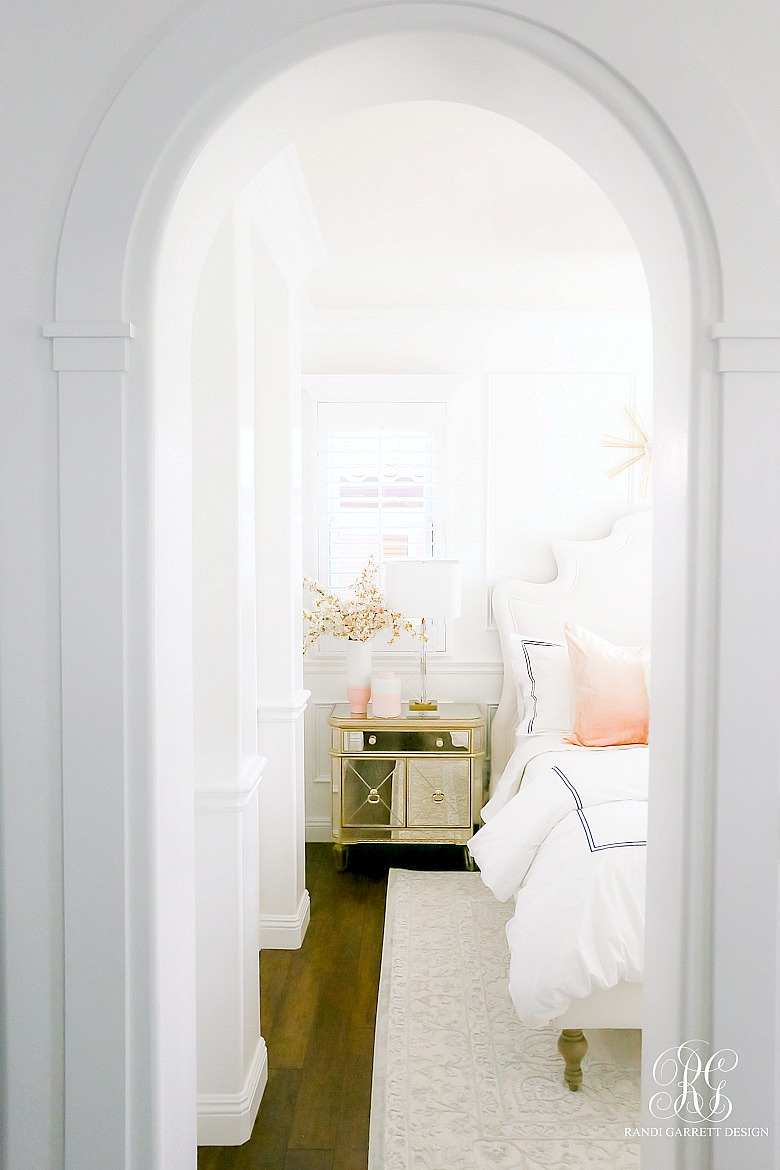 How To Add Color To A Neutral Bedroom