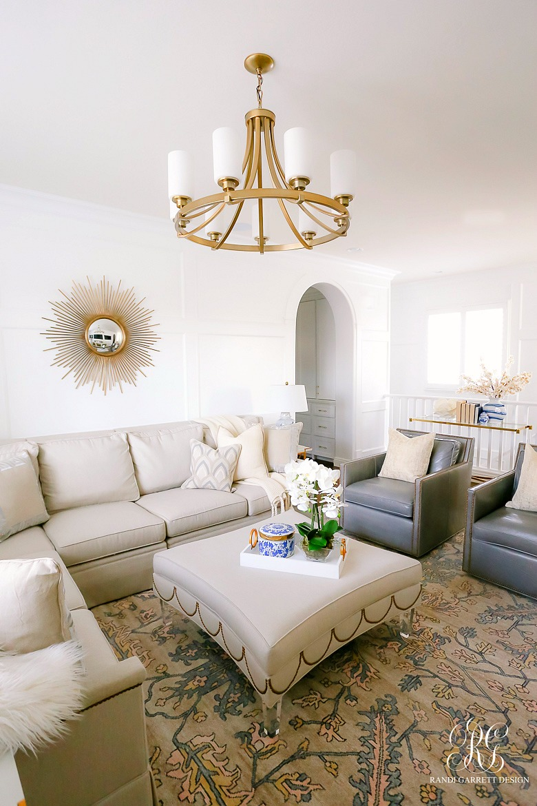 Simple Spring Decor Ideas for your Family Room