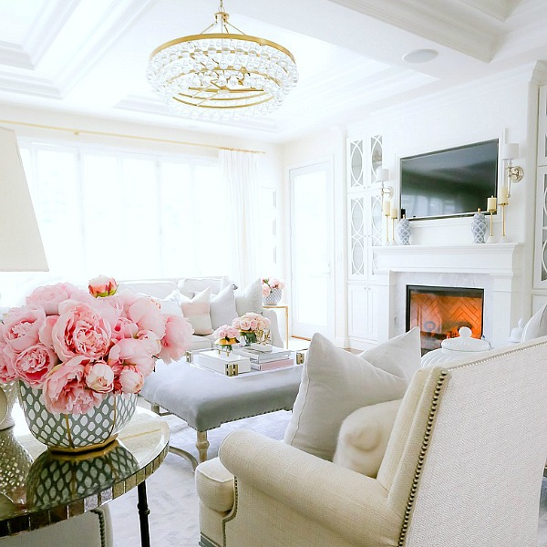 Spring Home Tour + Styling Tips you will Love