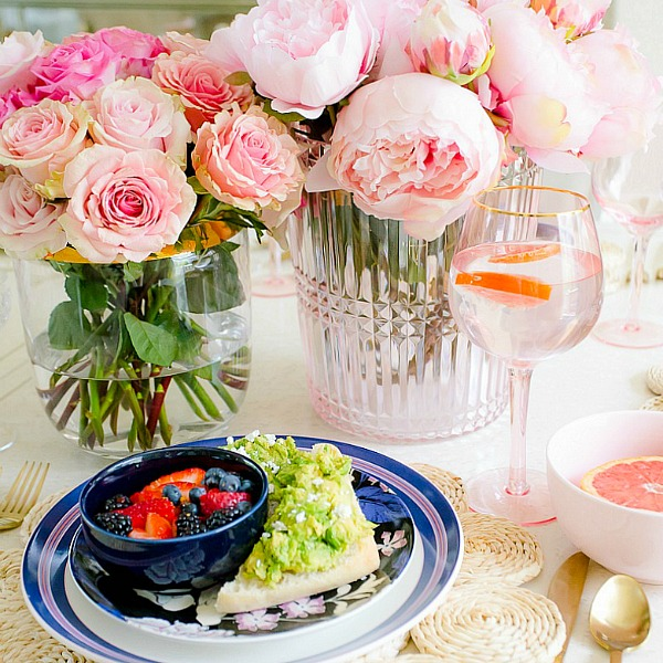 Simple Easter Brunch with Recipes