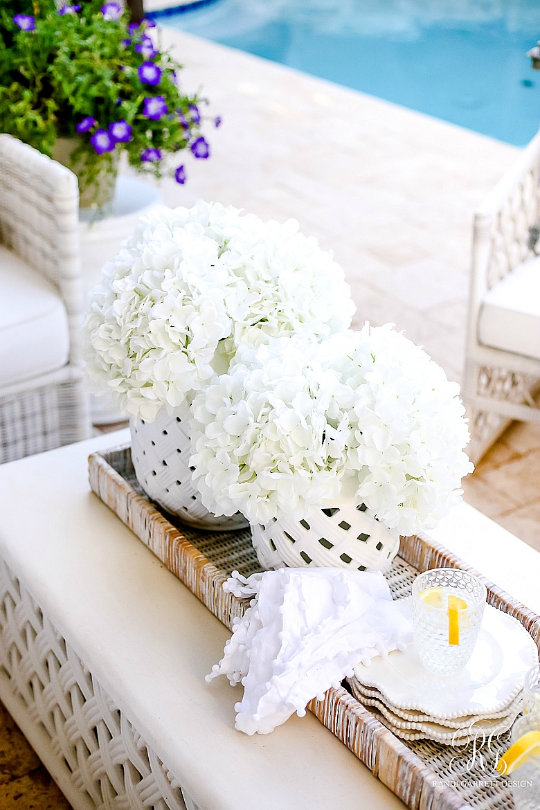 Must Have Outdoor Pieces for Summer Entertaining - outdoor entertaining ideas