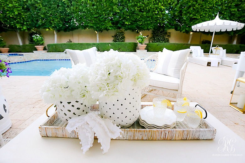 Must Have Outdoor Pieces for Summer Entertaining